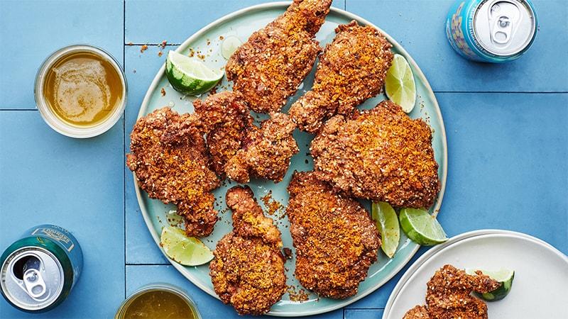 نکات مهم در تهیه مرغ سوخاری